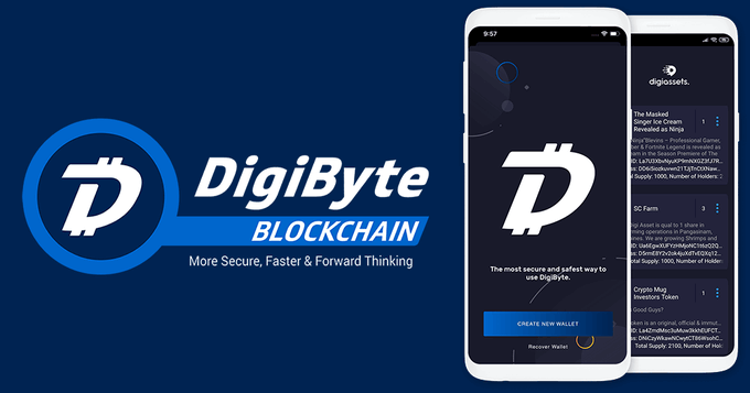 Digibyte blockchain 1