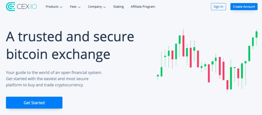 CEX Coinbase Alternative