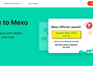 Mexo Crypto Exchange