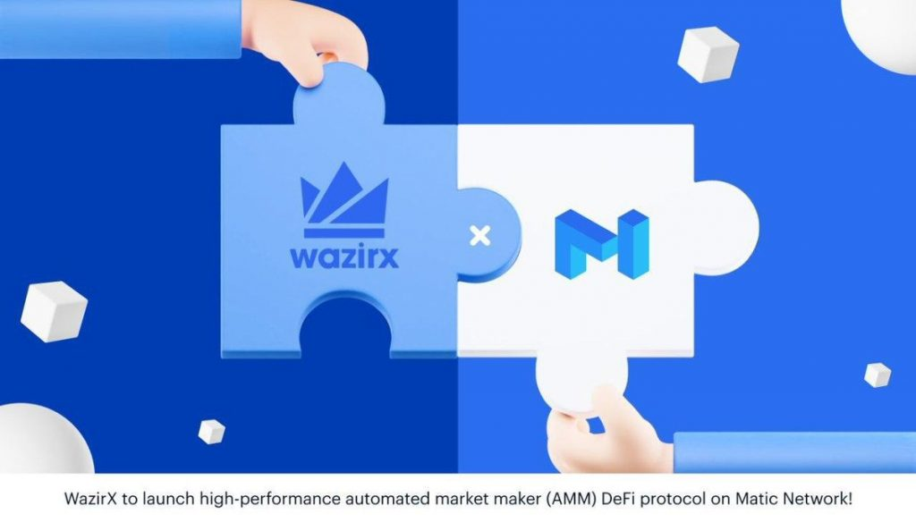 WazirX DeFi Project