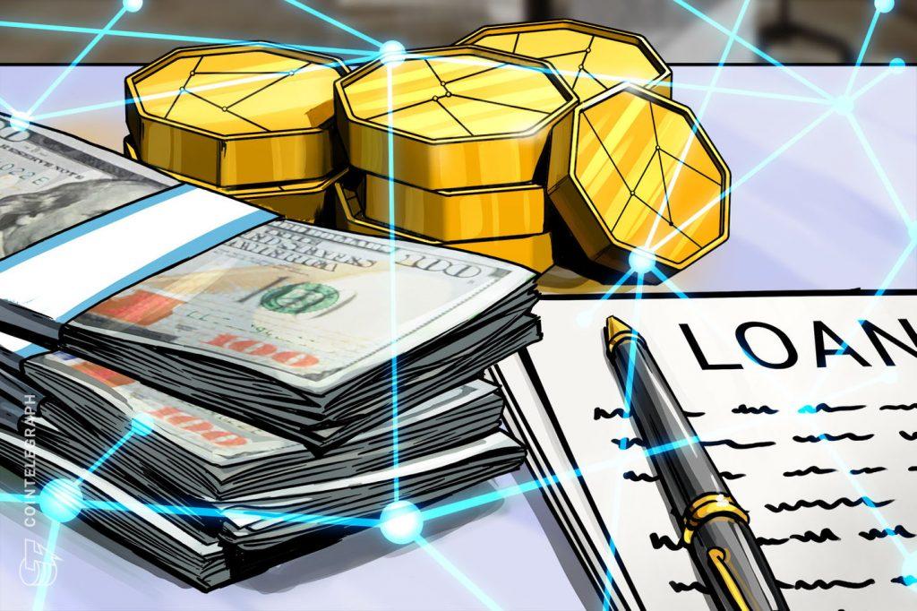 crypto loan